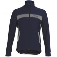 Thermo jack luxe donkerblauw met grijs Collection
